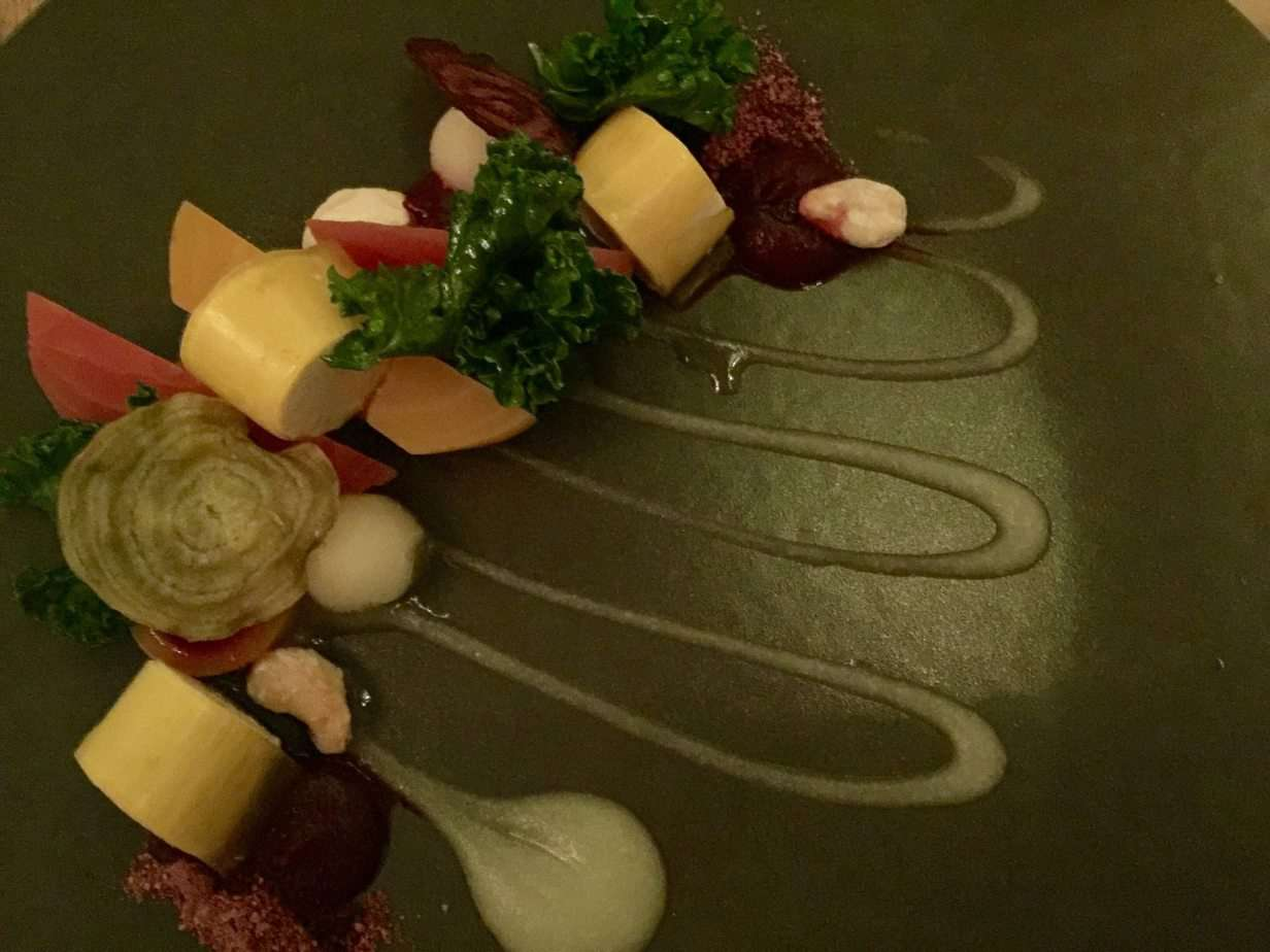 Heritage Goat's Cheese & Beetroot, The Laughing Gravy