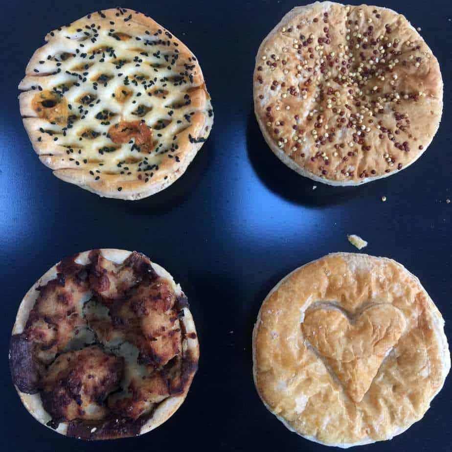 British Pie Week: Higgidy · Hold The Anchovies Please
